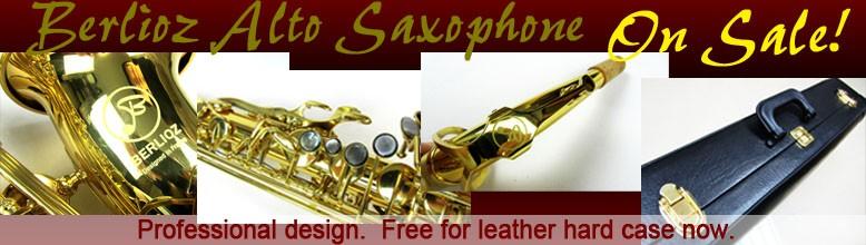 Saxophone ad