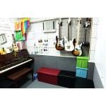 恩泉音樂琴室租賃 練琴、夾Band、上課、小組活動最適合