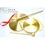 銅鑼連棒子 Gong with drumstick 10CM