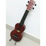 夏威夷小結他(深啡色) deep brown soprano ukulele