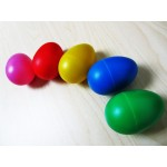 Egg Shaker (plastic)膠沙蛋 (一對)