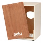 Sela SE-001A   Birch plywood Cajon (Assembled)樺木夾合板木箱鼓 - 組裝完成品