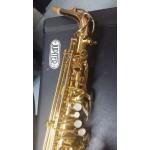 Jupiter JAS769 Eb Alto Saxophone中音色士風 (二手)