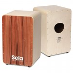 Sela SE-003A   紅檀木木箱鼓 - 組裝完成品 Tineo Professional Snare Cajon